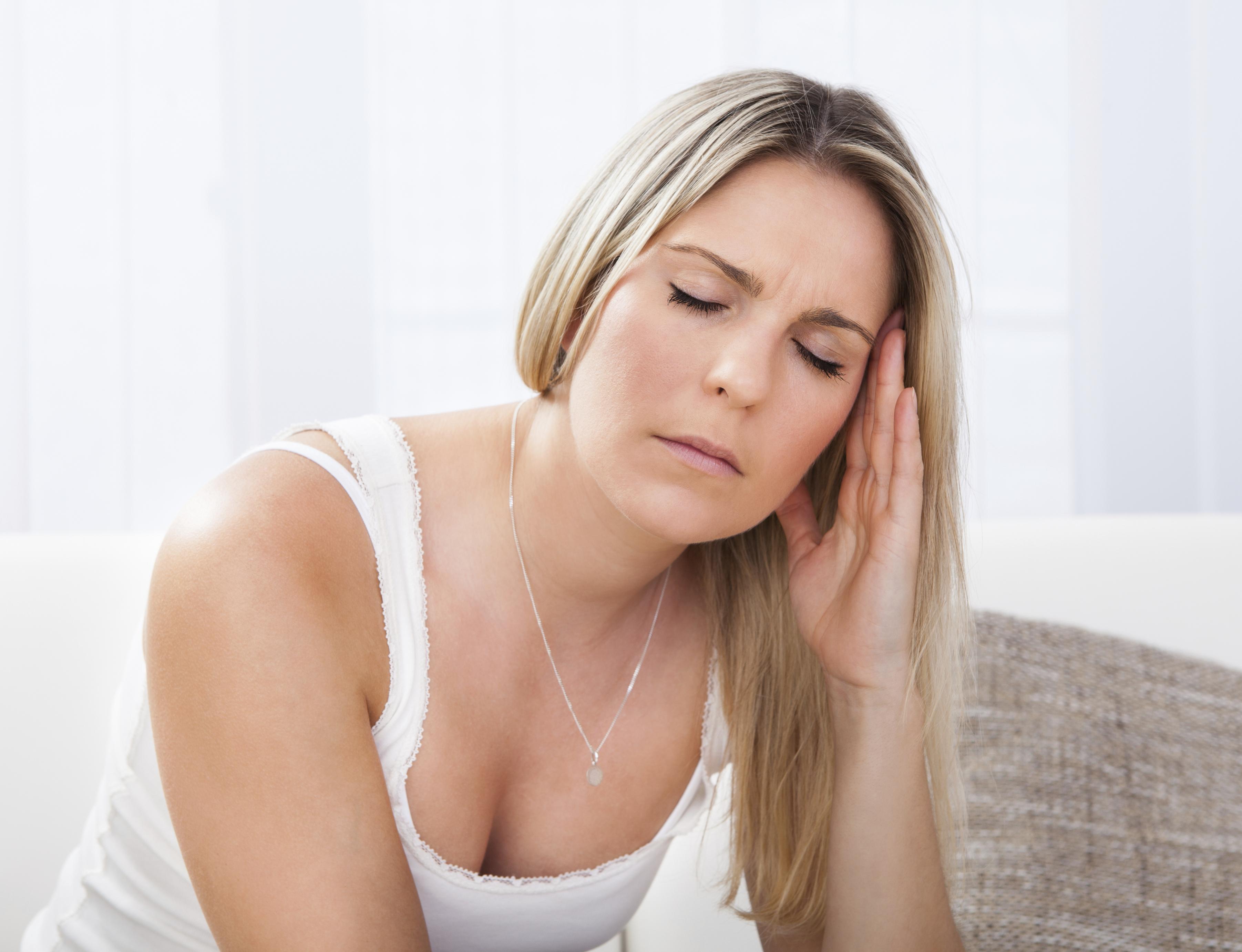 how to fix a headache naturally