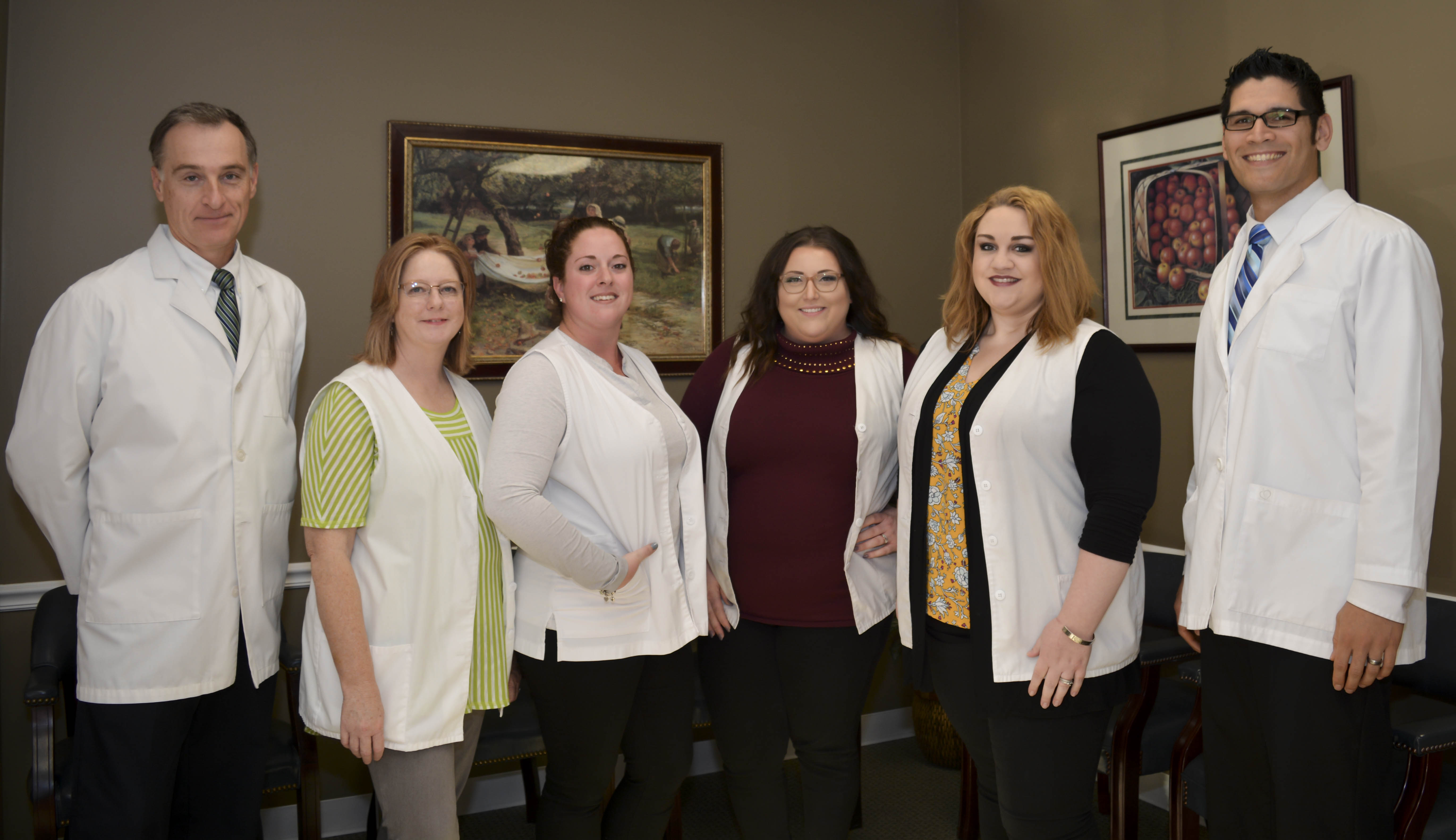 Meet the team at The Apple Valley Clinic in Hendersonville, NC
